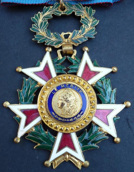 Médaille pour identification 001310