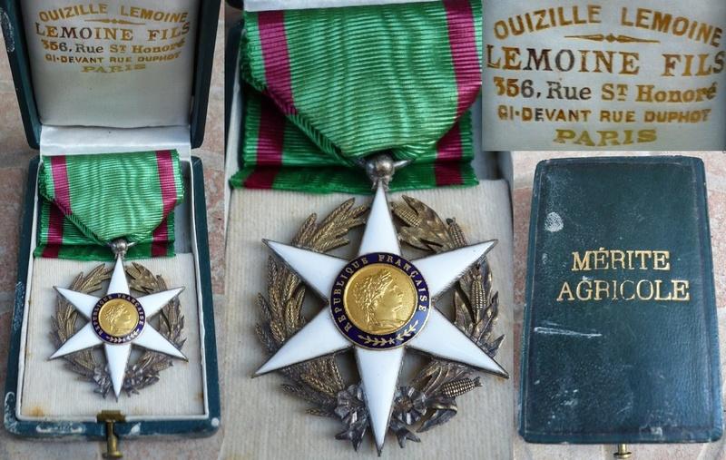 Différencier médaille mérite agricole  P1110410