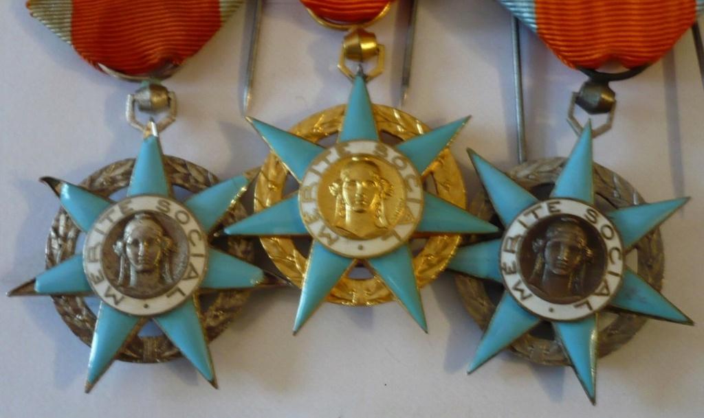 Aide-Graveurs de l'ordre du Mérite Social (1936-1963 ) P1130223
