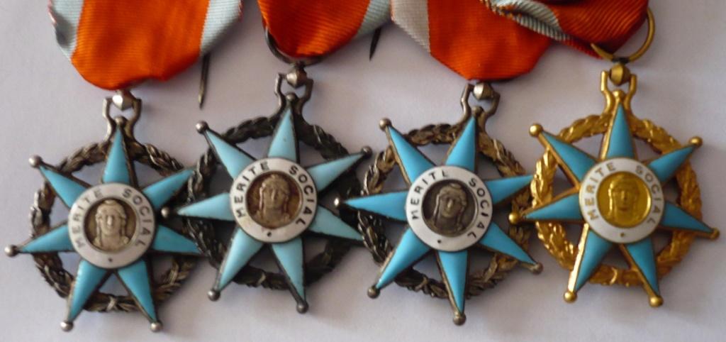 Aide-Graveurs de l'ordre du Mérite Social (1936-1963 ) P1130226