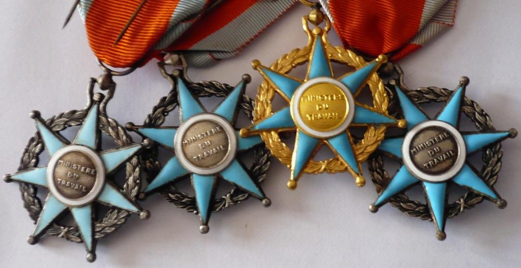Aide-Graveurs de l'ordre du Mérite Social (1936-1963 ) P1130227