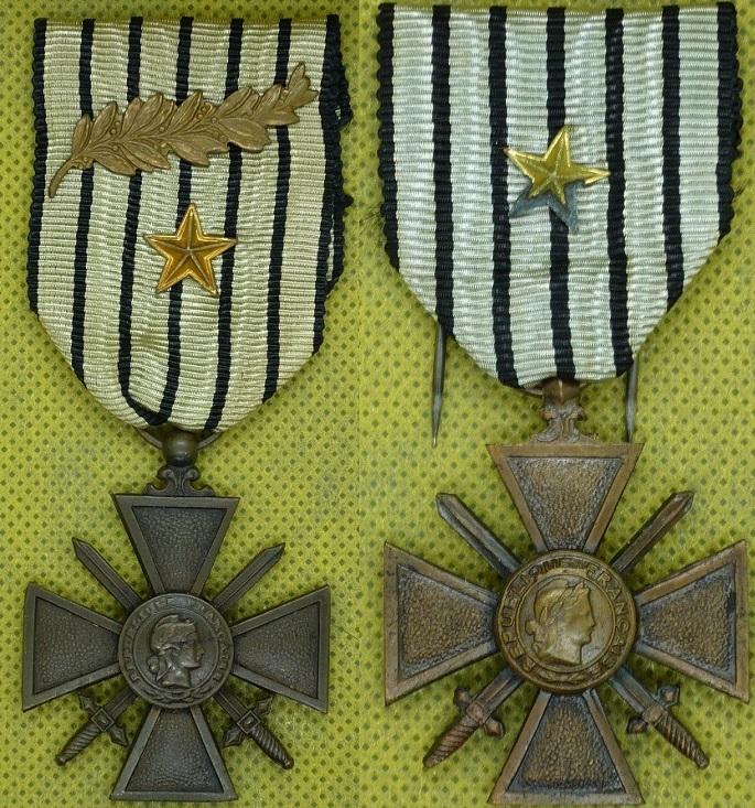 lot rubans médailles, insigne inconnu? P1130315