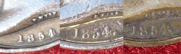 Médaille Crimée avec agrafe et ruban  - Page 2 P1140928