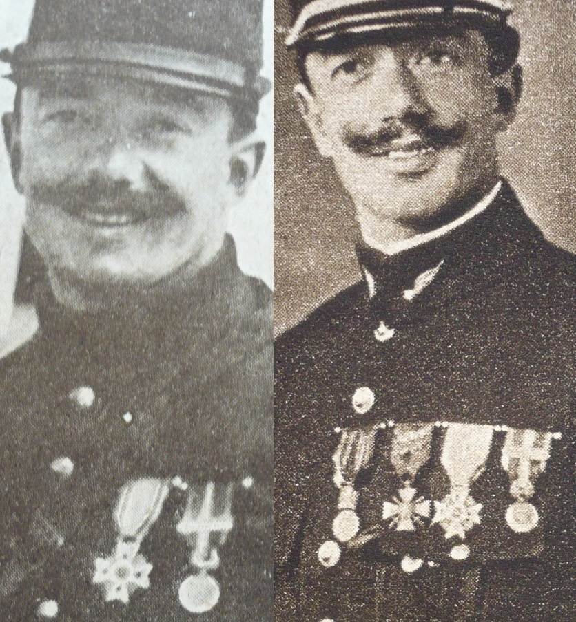 L'aviateur PEGOUD chevalier de l'ordre de la couronne de Roumanie Pegoud10