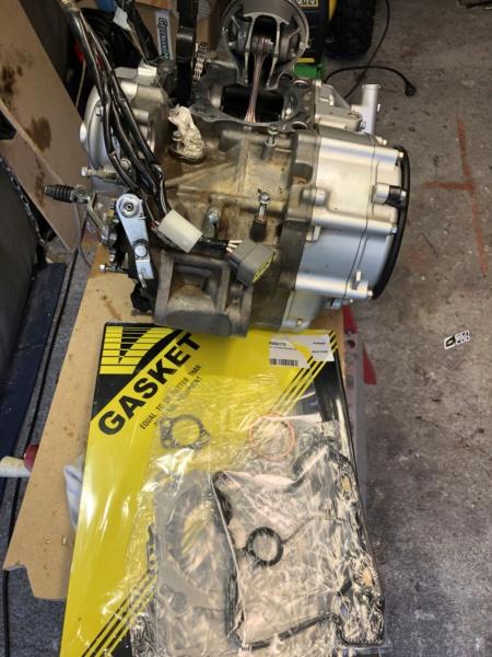 Prép Yamaha 250 WRR 2013 59880310