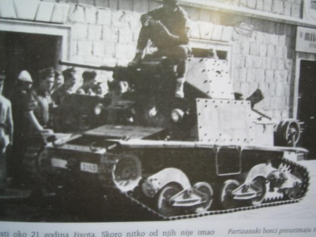 Guérilla et contre-guérilla dans les Balkans [Dossier photo] Yugosl10