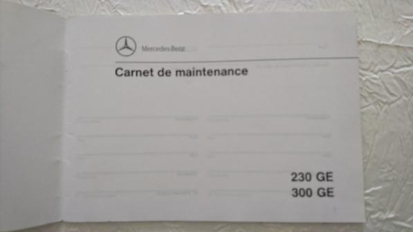 vends Carnet de maintenance G(Vierge)  VENDU Dsc_0227
