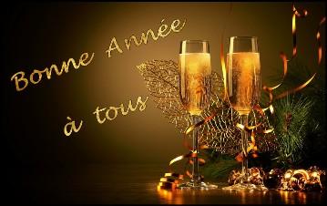 Bonne année de la Bretagne Verres10
