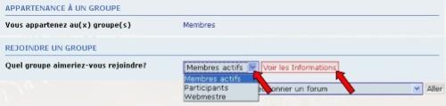 Groupe Membres actifs 210