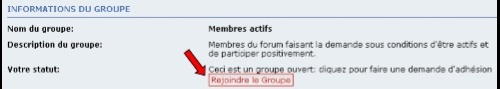 Groupe Membres actifs 310