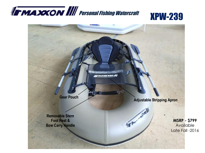 Maxxon Inflatable Boat Sales Screen18