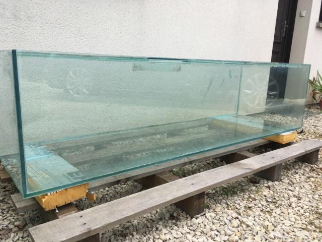 Vente cuve aquarium 2.00*0.61*0.49 ml 110