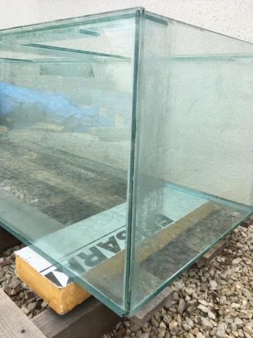 Vente cuve aquarium 2.00*0.61*0.49 ml 310