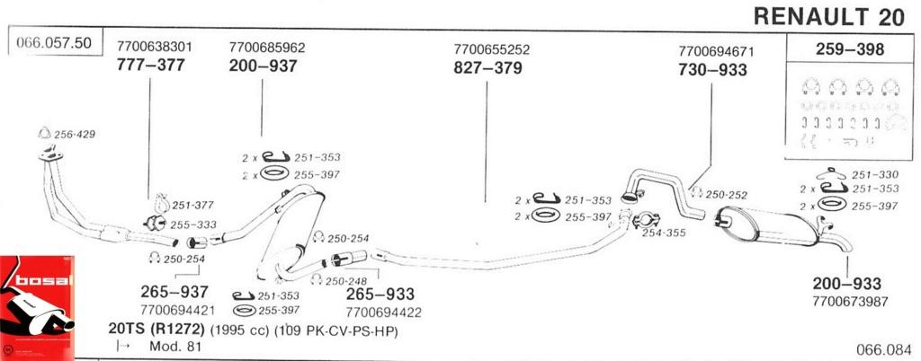 probleme reference echappement  R1271_11