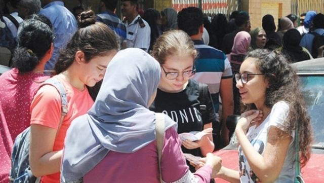 الأولى على الثانوية العامة بمجموع 409.5  و معلومات جديدة عن إحصائيات  نتائج الثانوية العامة 1-8-2011