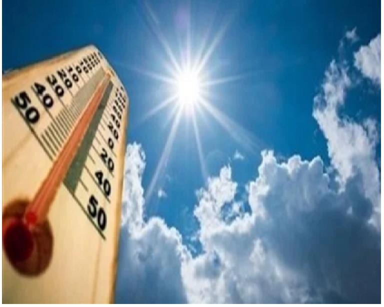 الأرصاد الجوية الطقس غدا مائل للحرارة على القاهرة وبحري.. والعظمى في الصعيد 40 10559710