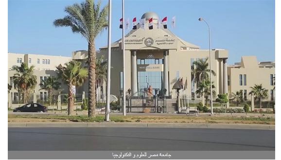 تفاصيل استقبال أول دفعة بقسم الذكاء الاصطناعي جامعة مصر للعلوم والتكنولوجيا 1061010
