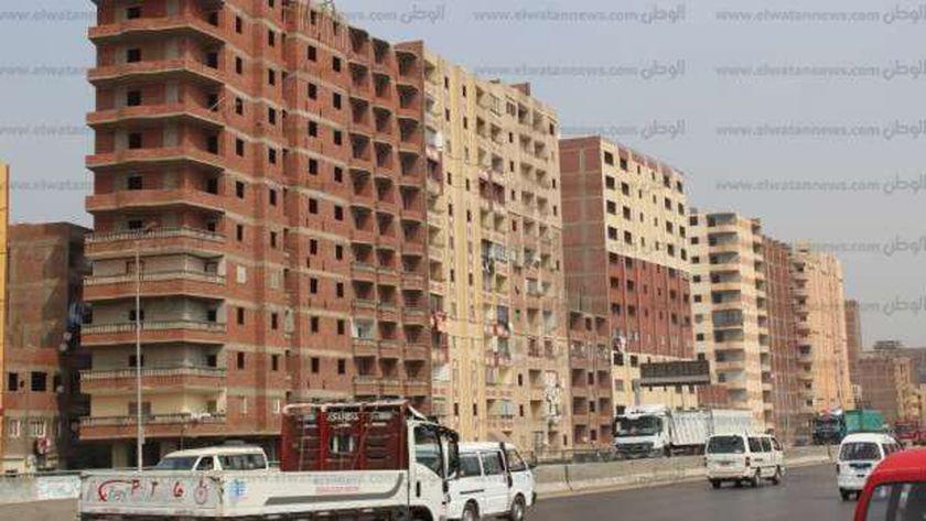اتجاه لحظر البناء في 9 أحياء بالجيزة أبرزها بولاق وفيصل والدقي 11398210