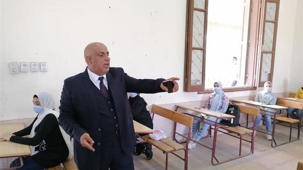 «رضا حجازى» يعقد اجتماعاً موسعاً مع مديري عموم ووكلاء تعليم الجيزة 11412