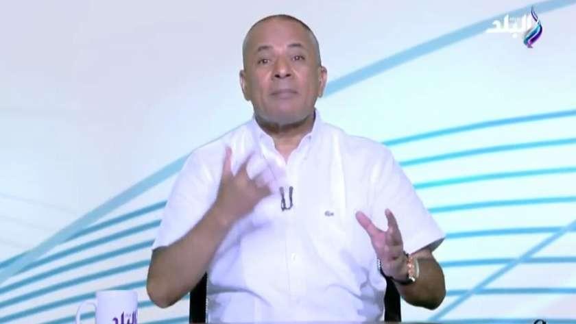 أحمد موسى يعلن تفاصيل جديدة  تخص الإجراءات الإحترازية الجديدة المقرر إعلانها من جانب الحكومة غدًا 11732810