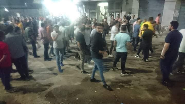 """طنطا - تجمع المعلمين للإفراج عن زميلهم المحبوس """" بسبب الدروس """" 11853510"""