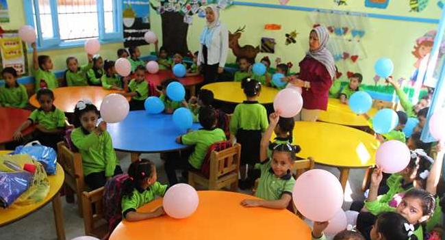 التعليم: تهيئة طلاب رياض الأطفال للدراسة 4 أيام أسبوعيًا وعدم الإخلال بالمنهج الجديد 12061610