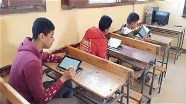 بأكثر من طريقة  ضبط اللغة في تابلت الصف الأول الثانوي 2020 12362510