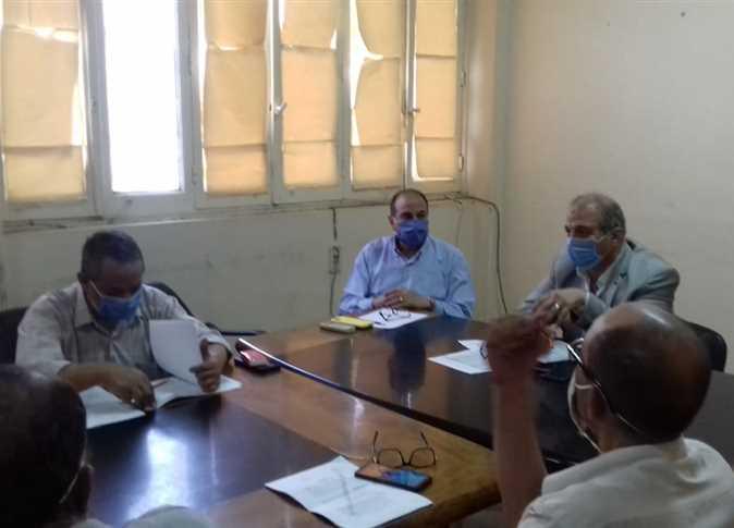 المنيا تنشر - الاستعداد للعام الدراسي في ظل «كورونا 13239110