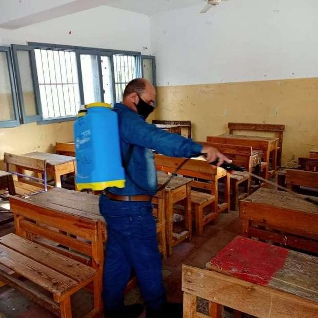 وفاة معلمة لغة عربية بمدرسة الابتدائية التجريبية المطورة بمحافظة دمياط، متأثرة بإصابتها بفيروس كورونا 14207510