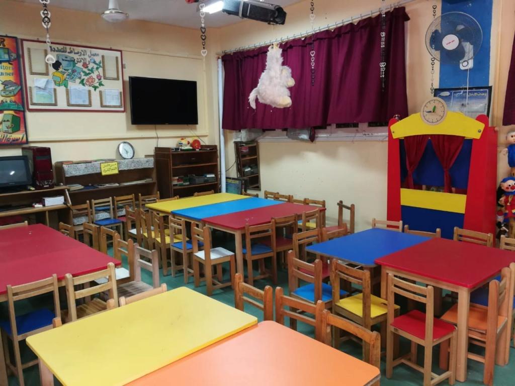 نرصد استعدادات مدارس القاهرة للمنظومة الجديد برتيب مقاعدوضع جلوس  التلاميذ الجديد  وفقًا للنظام الجديد 14963810