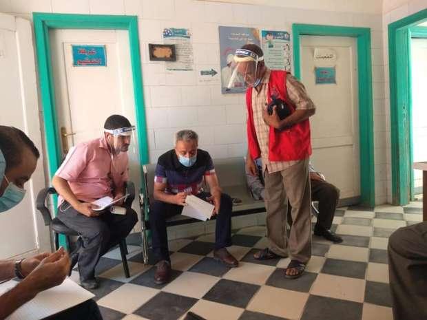 """موقع الوطن طوارئ في قرية بقنا بسبب كورونا.. و""""التعليم"""": لا يوجد إصابات بالمدارس 17703710"""