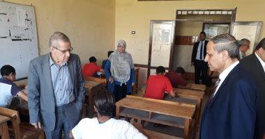 التعليم: 4 حالات غش وحيازة محمول بامتحانات الدبلومات الفنية اليوم 20190615
