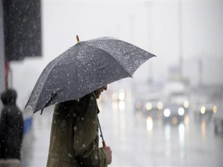 الأرصاد الجوية طقس عيد الميلاد7يناير صقيع و أمطار غزيرة ورياح 2019_110