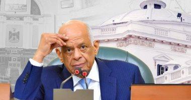 """دكتور/  عبد العال رئيس البرلمان """" متضامنون مع المعلمين """" و ستوافق على أى مقترح يرفع رواتبهم 20201114"""