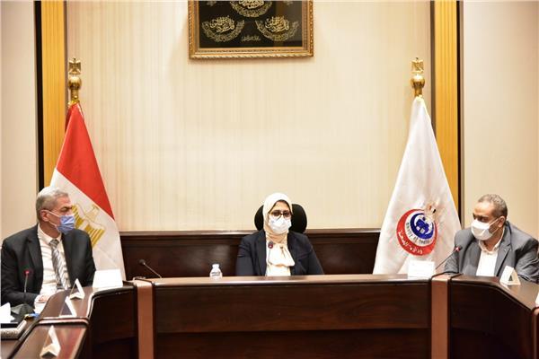 """عاجل وزارة الصحة تعلن بشكل رسمى """" الموجة الثانية لكورونا وصلت مصر """" 20201128"""