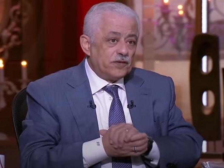 دكتور شوقى يرد على سؤال تغيير مناهج ثانوية التابلت 2021 2020_917