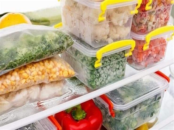خبراء التغذية -  طرق تخزين اللحوم والمشروبات والخضروات في الفريزر طوال شهر رمضان 2021_410