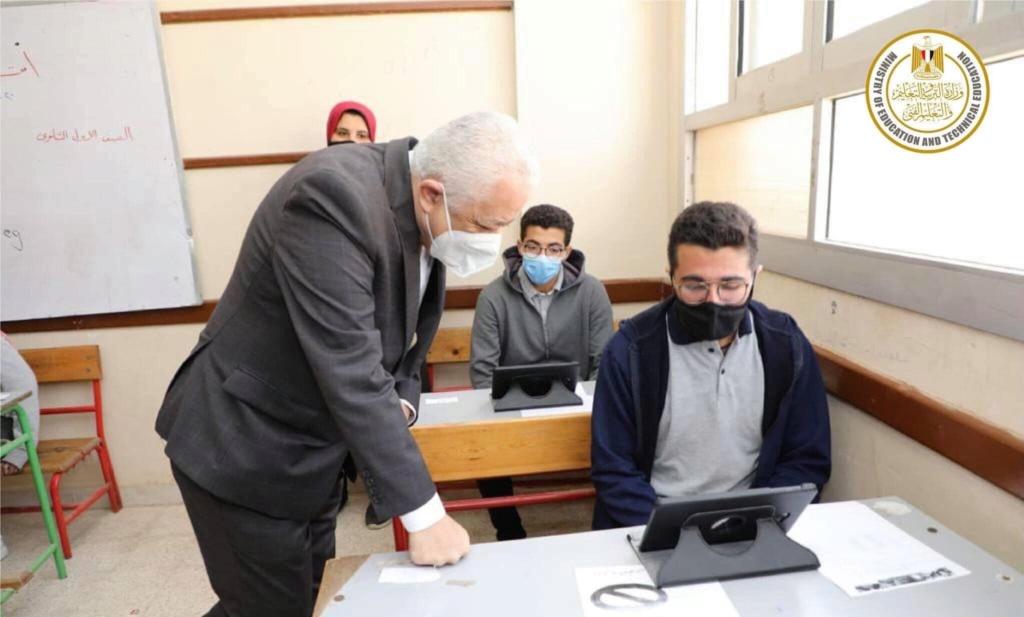 أحمد حافظ    كل ما يحتاج طالب الثانوية العامة معرفته.. من ساعة ما يوصل اللجنة لحد ما يخرج من الامتحان  20263410