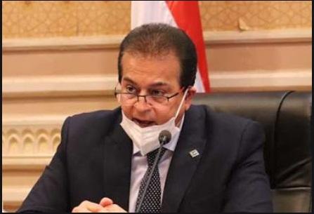 """وزير التعليم العالى ينفى إلغاء مجانية التعليم """"عبدالغفار: التعليم مجاني.. والرسوب """"بفلوس"""" 27-8-212"""