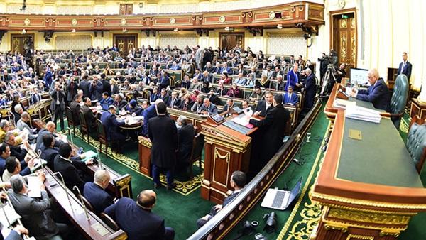 أعضاء  البرلمان -    إيمان القضاء بالمشروع القومى لتطوير التعليم السبب المحورى فى رفض إلفاء الثانوية التراكمية  296_110