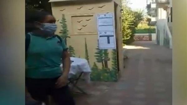 «فيديو»  مدرسة تمنع طالبة من دخول الفصل لعدم دفع المصروفات 29911