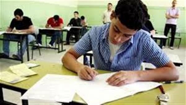بكاء في ختام امتحانات إعدادية الإسكندرية لصعوبة أسئلة العلوم 352_110