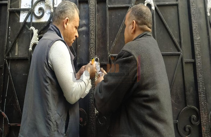 غلق 4 مراكز للدروس الخصوصية بمحافظة الجيزة    35711
