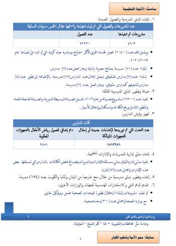 التعليم  تنشر حصاد الوزارة خلال 5 سنوات و تعلن خطتها : تطبيق نظام جديد والتوسع فى مدارس النيل 42661-10