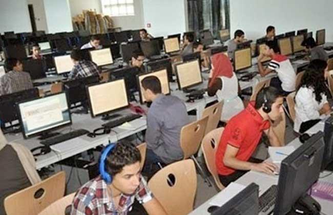 طلاب الثانوية العامة.. تعرف علي أماكن خدمة التنسيق الإلكترونى 5002210
