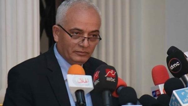 حجازي يعترف بخطأ وزارة التربية والتعليم في نتيجة الثانوية العامة 5402210
