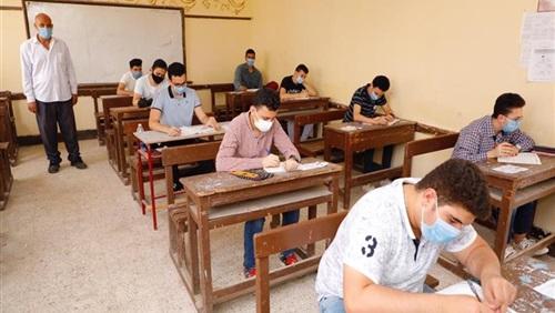الصحة - 3 طلاب مصابين بكورونا و29 طالبا ظهرت عليهم الأعراض في أول أيام الثانوية العامة 55555510