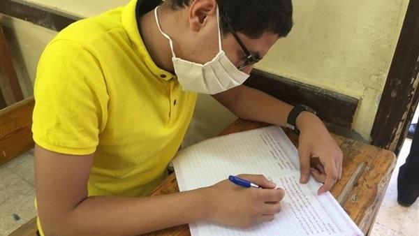إعلان نتائج امتحانات الصفين الأول و الثانى الثانوى  بالمدارس ثم تجميها ورفعها على رابط موقع الوزارة 58511