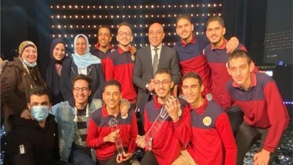 مبارك - طلاب مدرسة السعيدية يحصدون كأس العباقرة في موسمه العاشر 6010