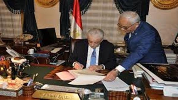 السبورة - بلاغ للنائب العام والرقابة الادارية ضد طارق شوقى ورضا حجازى 62310